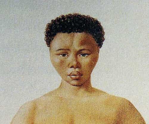 Historien om kvinnan med stora skinkor