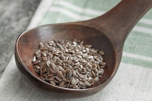 Ät linfrön för viktnedgång