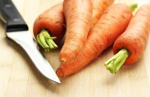 4 olika läckra recept med morötter