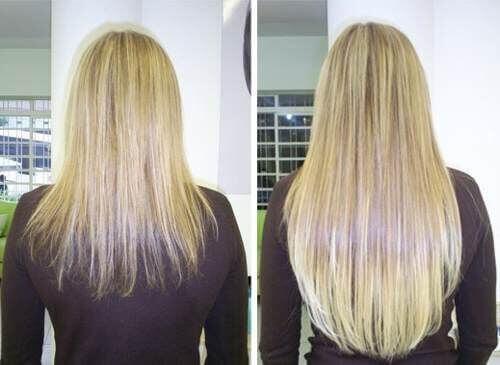 Snabbare hårväxt