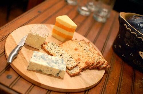 Typer av ost