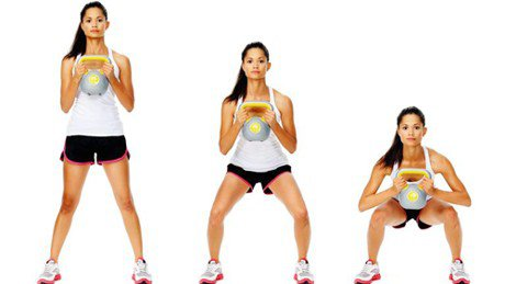 Glutealmuskelträning