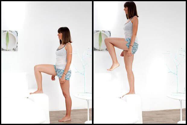 Glutealmuskelträning 4