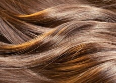 ett vackert hår med en bra arom