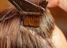 Henna hårfärg