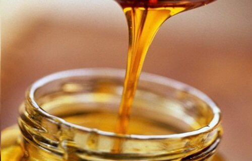 Antiseptisk honung