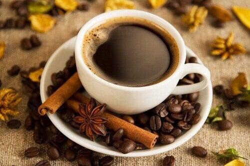 Kaffe vid frukost