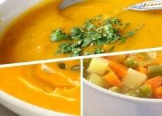 Soppa för viktminskning