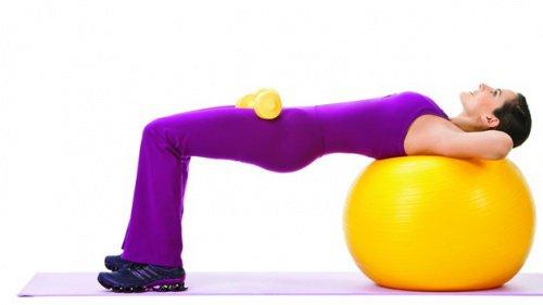 eliminera fett på ryggen