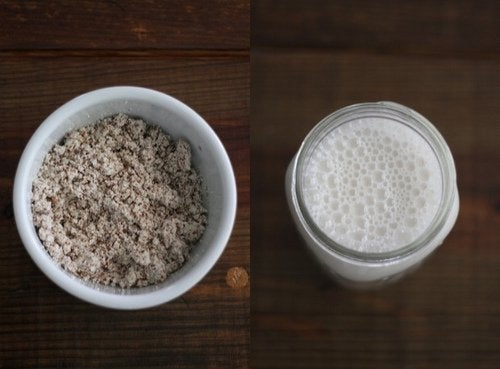 Vegetabilisk mjölk