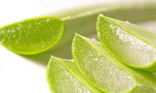Aloe vera kan motverka fläckar