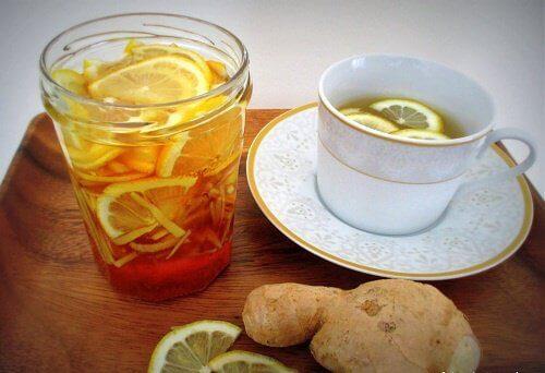 Avkok-ingefära-citron