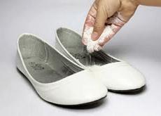 Dålig odör i skor