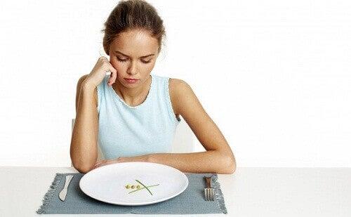 6 misstag att undvika vid bantning