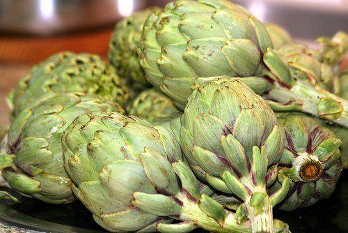 Grönsaker som renar levern
