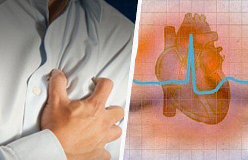 Hjärtarytmi: symtom och konsekvenser