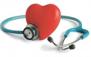 Hjärta och stetoskop 2