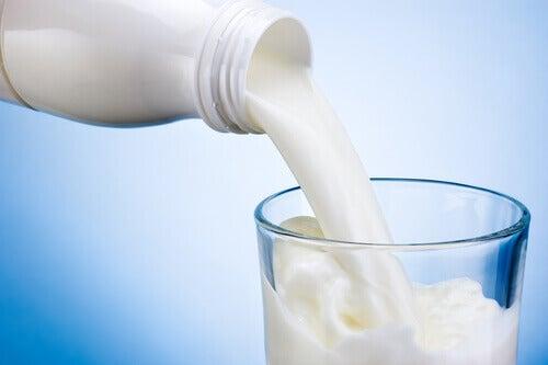Laktosprodukter bör undvikas