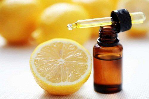 Olivolje- och citronkur