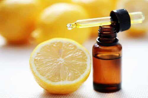 Olivolje- och citronkur: perfekt för morgnar