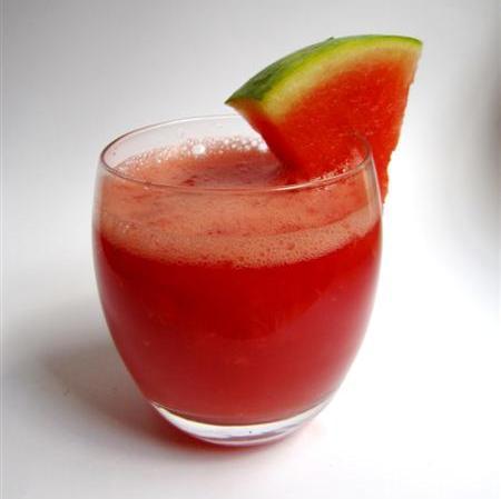 Vattenmelon och grapefrukt