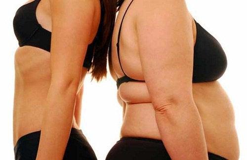 Så du tappar inte vikt? Ta reda på varför…