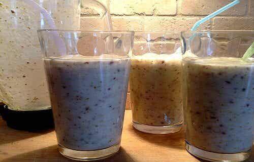 Frukost som hjälper dig gå ner i vikt på en månad