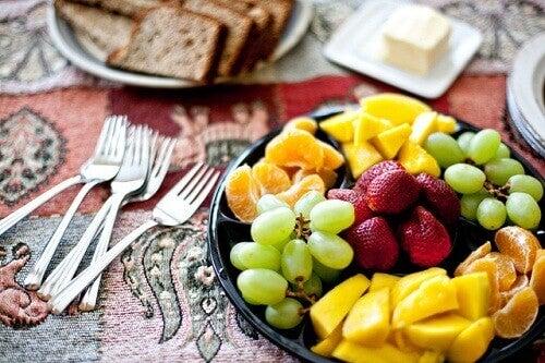 Frukter för hjärtat
