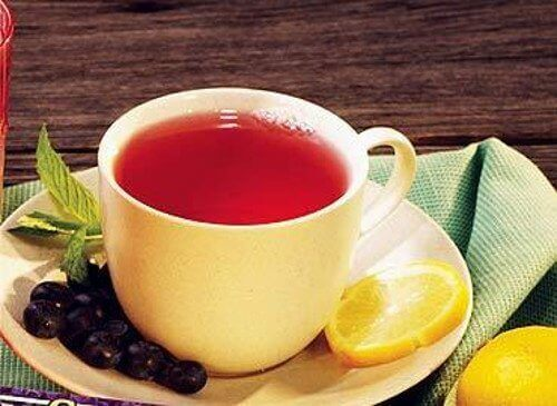 Dricka te innan läggdags