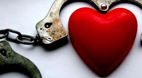 fången i ett destruktivt förhållande