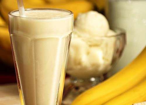 Bananmilkshake