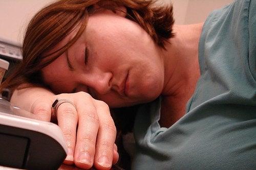 Brist på vitamin B1 kan orsaka trötthet