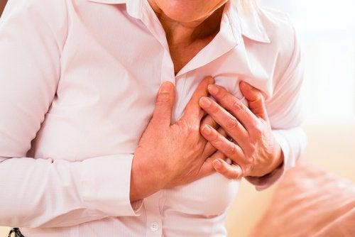 Ovanliga symtom för hjärtattack hos kvinnor