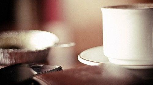 Kaffe-kopp