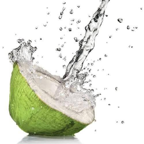 Kokosvatten