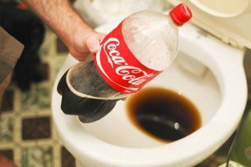 13 alternativa användningar av Coca Cola