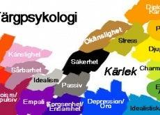 Färgpsykologi