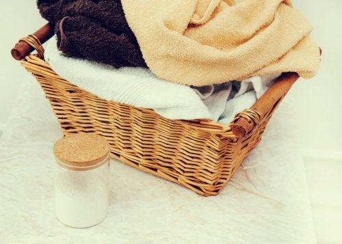 handdukar utan dålig lukt