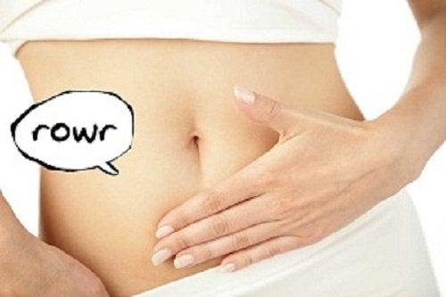 varför bubblar magen