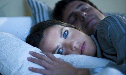 Sover du dåligt?