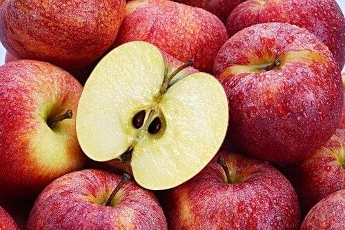 motverka cancer med äpple