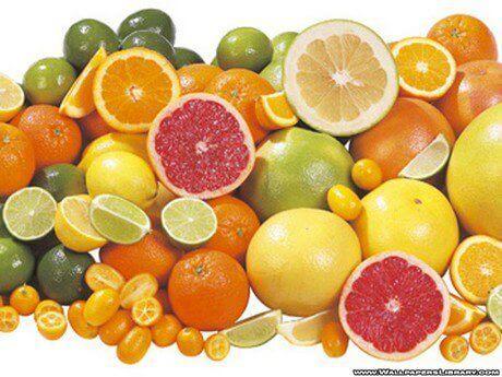 Ät färgrika grönsaker och frukter!