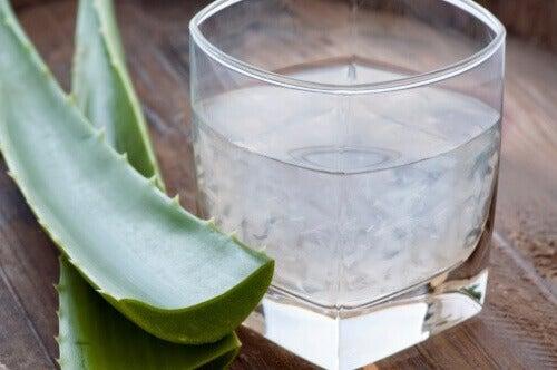 Aloe-juice