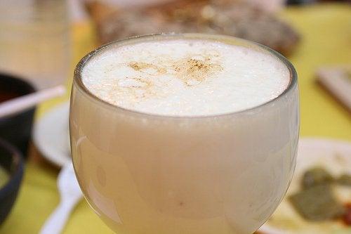 Banansmoothie-på-havremjölk