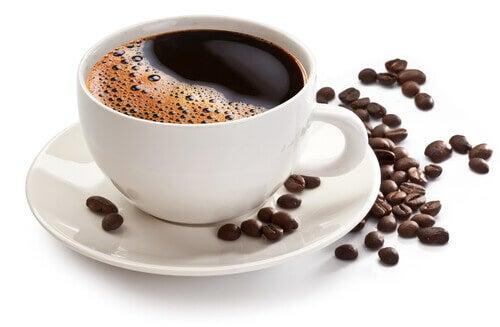 Drick andra västkor för att minska behovet av kaffe