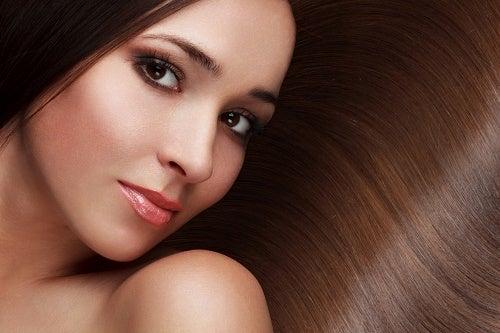 Friskt-hår