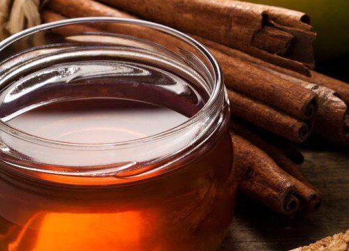 Honung-kanel
