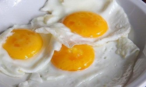 hur många ägg per dag