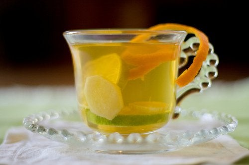 Ingefärste med citron