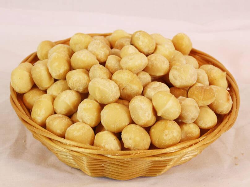 Kurer mot ångest: nötter